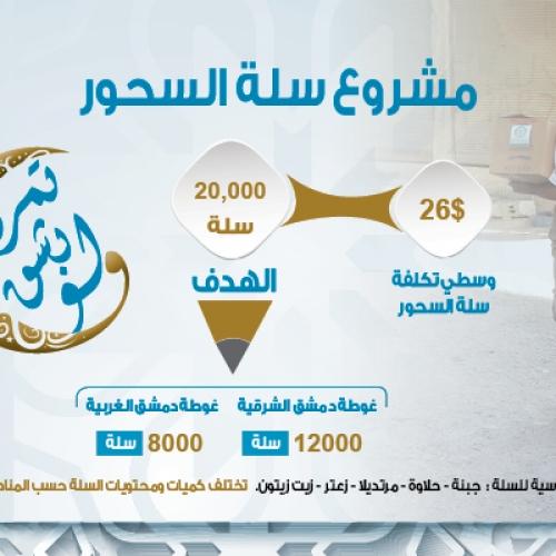 مشروع حفر بئر ارتوازي مع غطاس – الكسوة