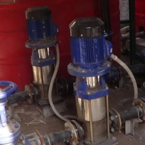 مشروع سقيا (صيانة وتشغيل محطة تنقية وفلترة المياه)