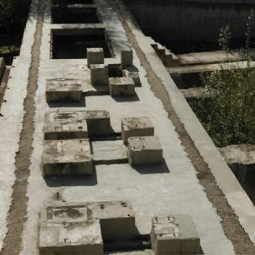مشروع إنشاء ممر إنساني