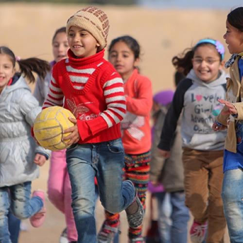 مشروع نادي رياضي ترفيهي للأطفال